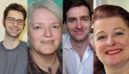 Gaelic New Writers